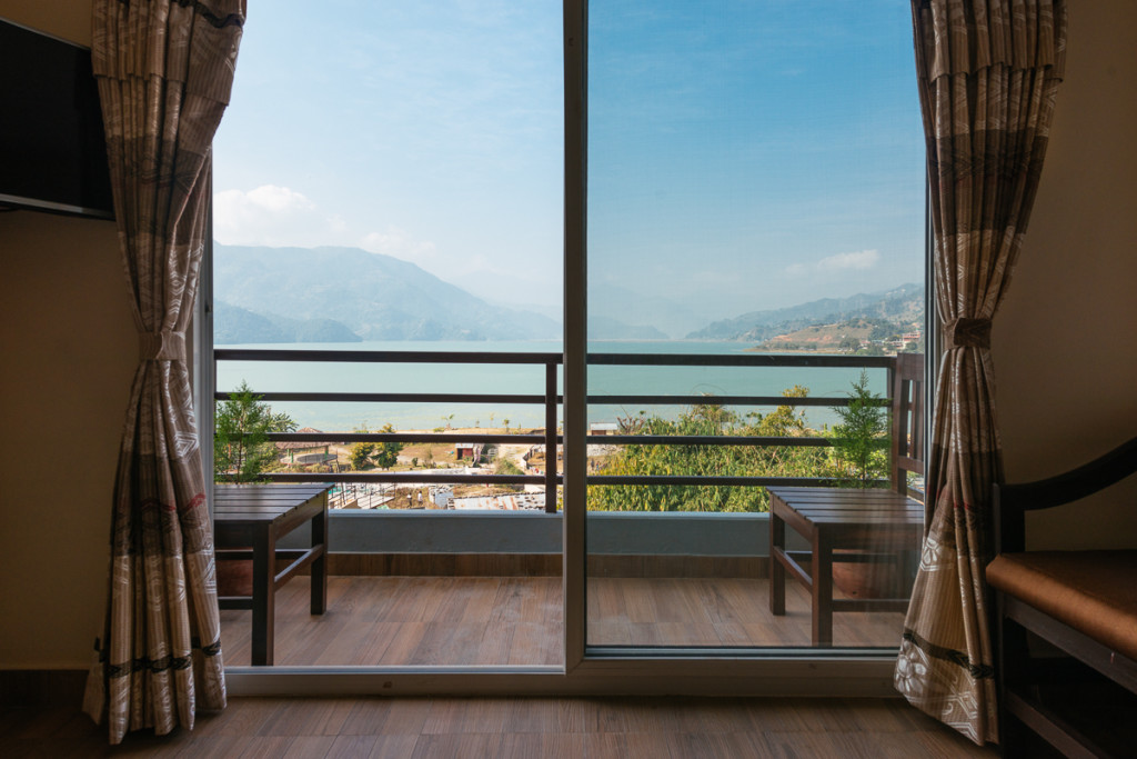 Best room by the lake in Pokhara